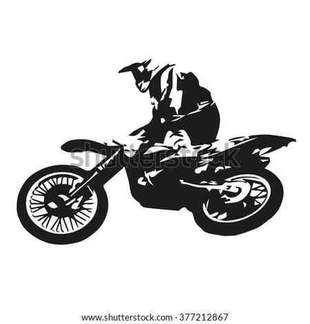motocross vector silhouette motorcycle racer stock vector thor racing logo thor racing logo wallpaper