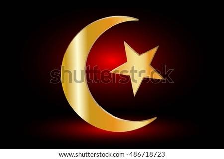 Vector Ramadan Background Eps10 Stock Vector 154579781 ...