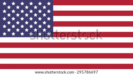 National Flag of USA