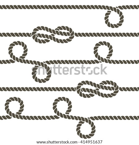 how to join end of a rope