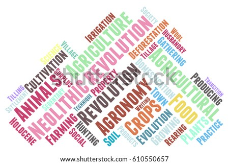 Identity Theft Word Cloud Typography Stock Vector