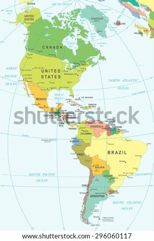 Vegetation Map Brazil Stock Vector Shutterstock - Vegetation map of north america