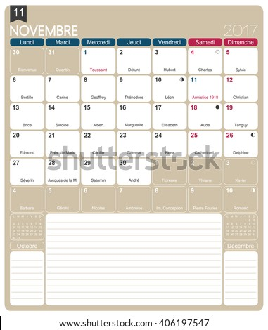 2017 printable monthly calendar with holidays