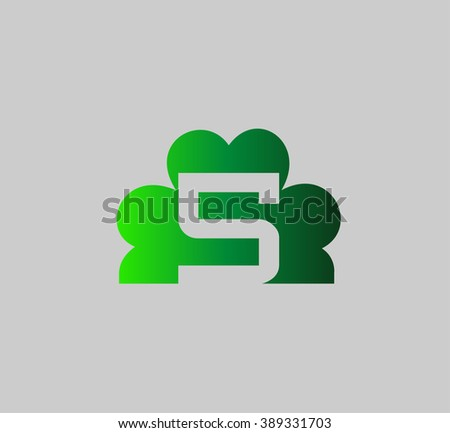Vector Sign Number 9 Logo Stock Vector 396374455 ...