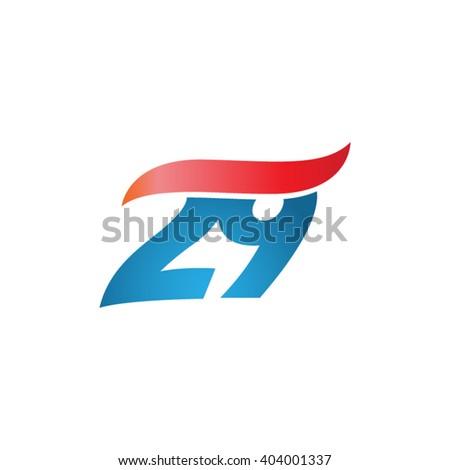 29 Years Anniversary Wreath Ribbon Logo Stock Vector ...