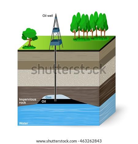 Oil Extraction Bottlebrush Drilling Shaft Drilled Stock