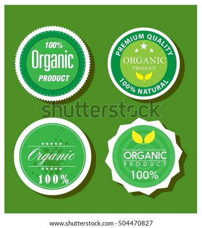 Fresh Food Product Vintage Labels Template Vector 142580821 – Product Label Template