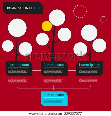 AohodesignS Organization Chart Set On Shutterstock