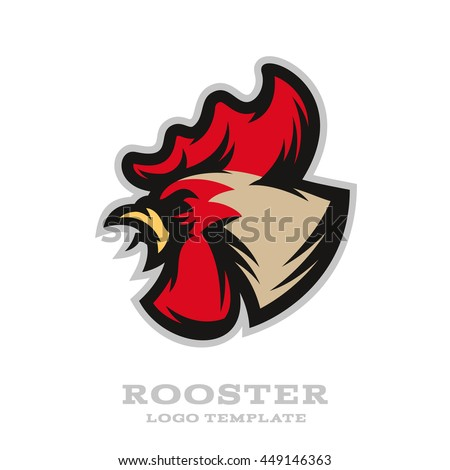 Original Sports Logo Template Pirate Mascot Stock Vector ...