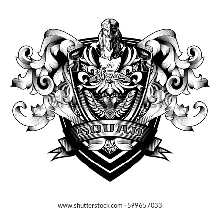 Family Crest Images Stock Photos amp Vectors  Shutterstock