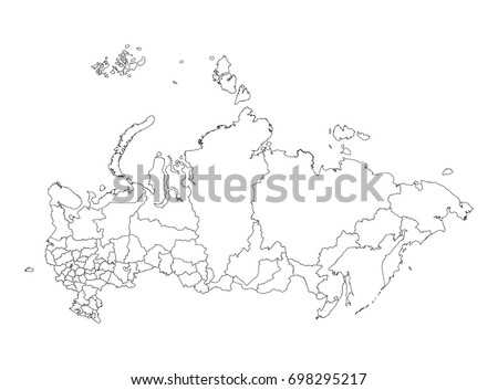 Freehand Asean Map Sketch On White 350193569
