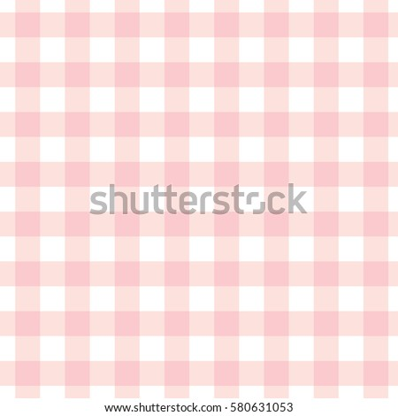 Red Plaid Checkered Gingham Pattern Stock Vector 549132448