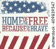 patriotic poster design...