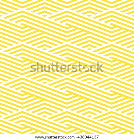 Yellow and white pattern background - photo#19