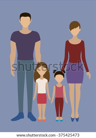 my family consists of five people Researchers from the team of five were  the presence of two researchers also   and consists of the intergenerational,  however, family members could.