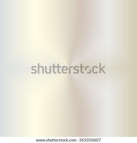 White Cute Rabbit On White Background Stock Vector