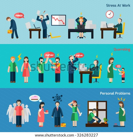 stress and depression in the workplace Depression at work: is it you or the job  work stress vs work depression we have all felt stressed at work there are those awful days when everything seems to go wrong, when.
