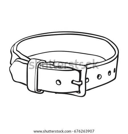 Dog Collar Template