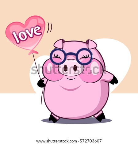 Male pig cartoon characters - photo#26