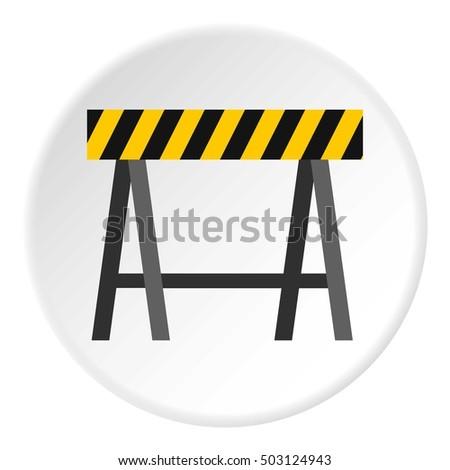 Flat Design Under Construction Road Sign Stock Vector - Road sign furniture