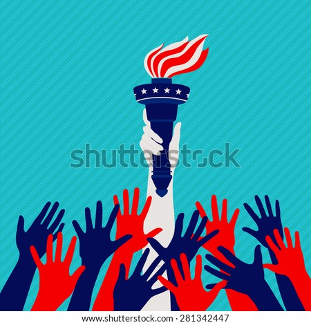 reaching for the american dream What is the american dream people will never achieve the american dream resources than usual to make it easier for people to reach some level.