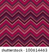 Red Pink Knit Texture , Beautiful Knitted Fabric Pattern - stock