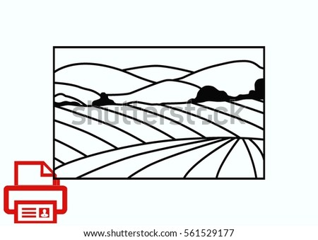 drawing blister formation skin disease such stock vector