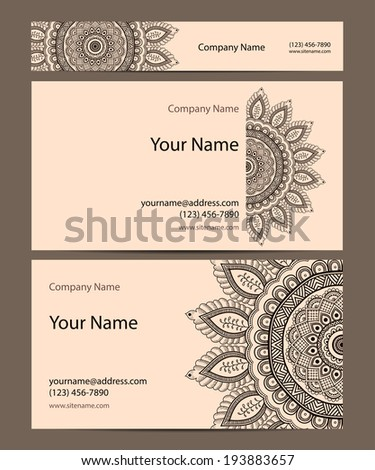 ... background. Islam, arabic, indian, ottoman motifs. - stock vector