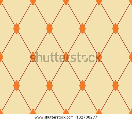 Rhombic background