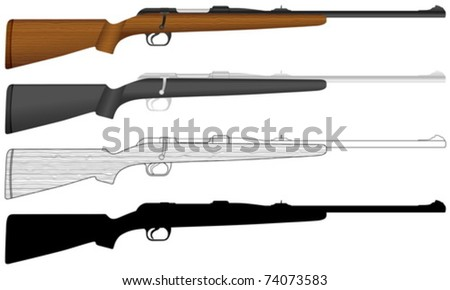 Rifle Stocks