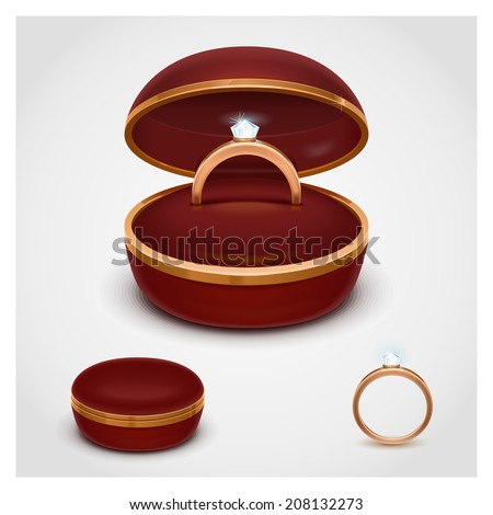 ring in box vector