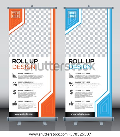 Placard Design Template