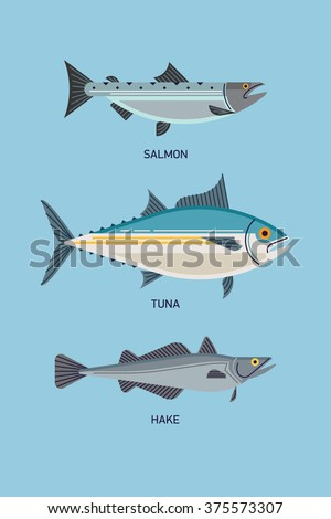 Fish oil vector items nutrition omega stock vector for Creative fish names