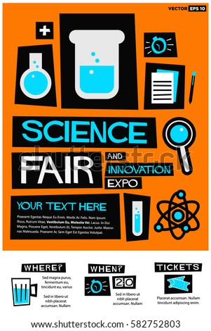 science poster designs