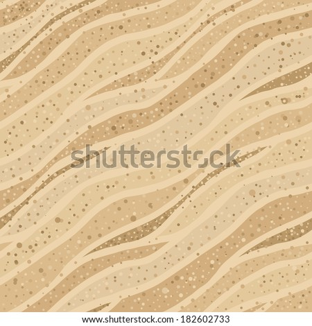 Seamless beige abstract background symbolizing sand texture