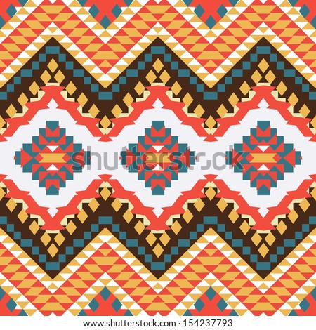 pin aztec colorful seamless - photo #8