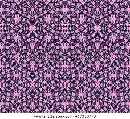 Seamless floral vector illustration design for greeting cards backgrounds. purple. for design, printing