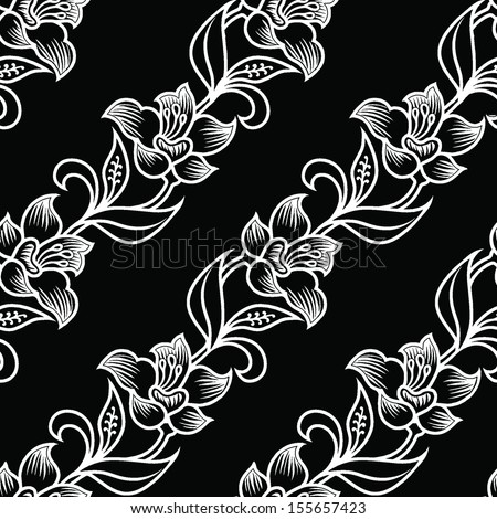 Border Vector Batik | Joy Studio Design Gallery - Best Design