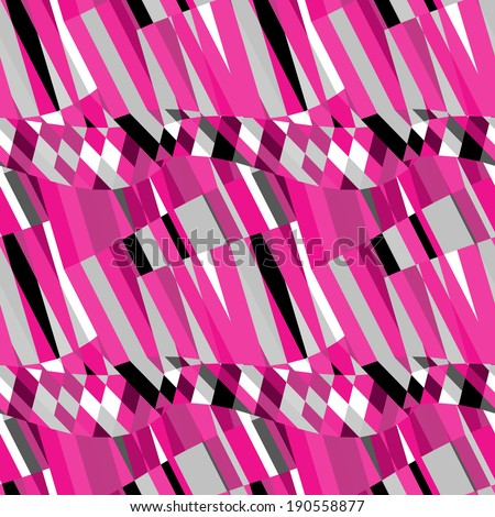 Seamless geometric background. Vector illustration.