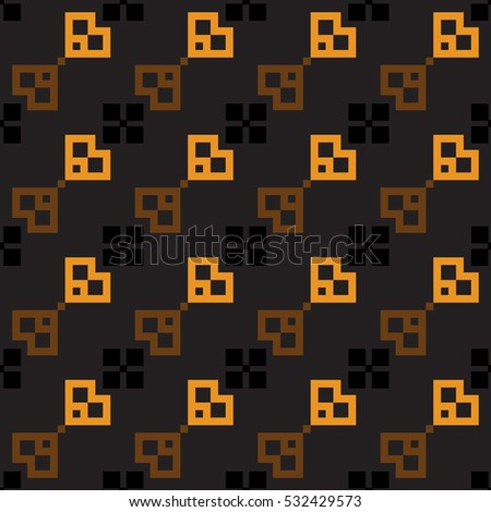 Seamless geometric pattern. Geometric simple print. Vector repeating texture for textile, wallpaper, cards and etc.