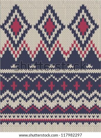 Checkered Neck Warmer Crochet Pattern - About