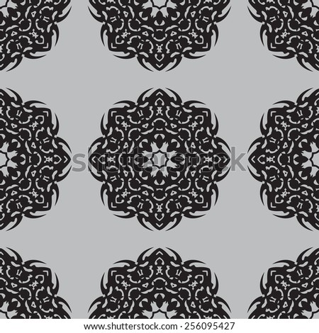 Seamless pattern background. Vector illustration