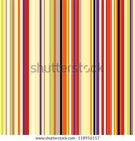 seamless pattern with bright strips vector background