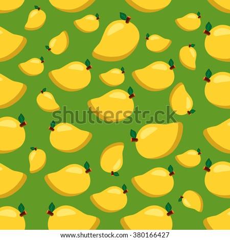 mango background stock vector 356228273 shutterstock