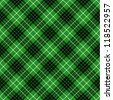 Seamless tartan pattern - stock photo