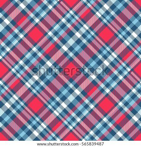 Tartanplaid seamless pattern stock vector 555909523 for New check designs
