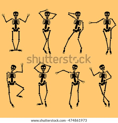 dancing skeletons thesis View homework help - dancing skeletons questions from anth 100 at orange coast college what are the main goals of dettwylers research - to conduct research on vitamine a deficiency, malnutrition.