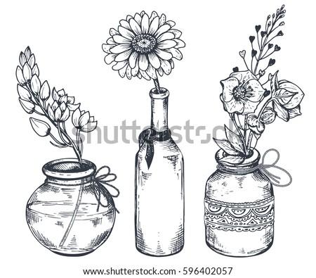 Image Result For Glass Vases Flower