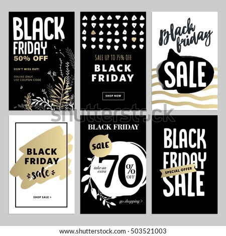 50th anniversary decorated greeting card template stock - Black friday mobel ...