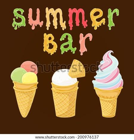 Ice Cream Free Vector Art  8189 Free Downloads  Vecteezy
